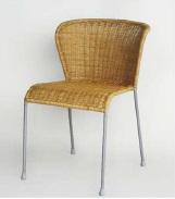 全新 印尼出產 工業風藤椅 (手工製造) SRI-432