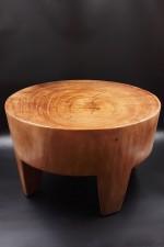 全新 印尼出產 雨木咖啡桌 (手工製造) KCR-26