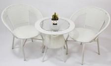 全新現代休閑桌椅(2種規格)3種顏色w162