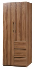 廠家直銷 新款掩門衣櫃系列 #HH-686-238 (包送貨及安裝)
