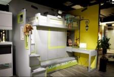 訂做傢俬,自訂尺寸 衣櫃套床 H-105 (歡迎報價)