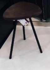 全新 印尼出產 三角柚木凳 (手工製造) YOG-555