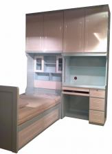 廠家直銷 全新 3尺/3尺半/4尺 直櫃床 #C-03 (包送貨及安裝)
