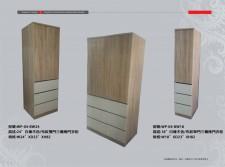 廠家直銷 全新 18吋/2尺 衣櫃 #WP-04-BW (包送貨及安裝)