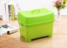 全新儲物箱  (31*19.5*29CM) 5種顏色w2544