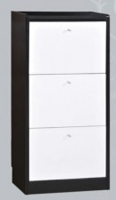 廠家直銷 全新 2尺 黑橡色反板鞋櫃 24*9*42.5