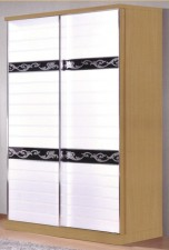 廠家直銷 全新 3尺/3尺半/4尺 衣櫃 H3682 (包送貨及安裝)
