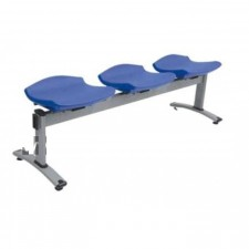 大堂膠排椅 #C-CI005