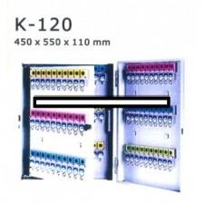 全新120條匙鎖匙箱 #B-FC066