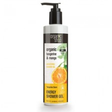 Organic Shop Energy Shower Gel_Tangerine Storm 280ml (#C76)