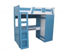 廠家直銷 全新 2尺半/3尺/3尺半/4尺 組合床 #D-03 (包送貨及安裝)