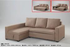 廠家直銷 全新 梳化床 (自選配搭28個款色) 214*85*90CM #KSB-055 (包送貨及安裝)