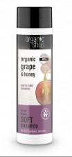 Organic Shop Natural Gentle Care Eco-Shampoo_Grape Honey 280ml (#C4)