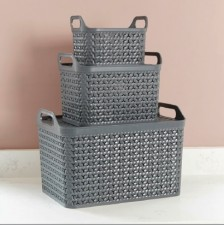 英國製造 膠箱 $252(3件套)起 #HW123 / HW124
