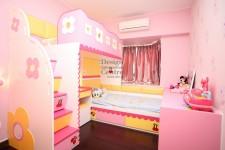 訂做傢俬,自訂尺寸 兒童套床 H-116 (歡迎報價)