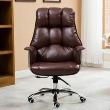 全新大班椅  (59*60*120cm) 黑/咖啡色w2596