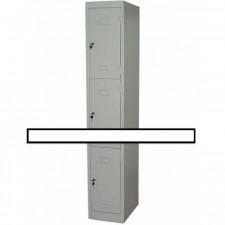 全新三門儲物鋼櫃 #C-DB014