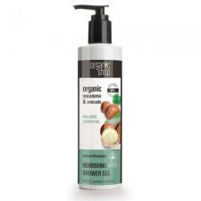Organic Shop Nourishining Shower Gel_Kenyan Macadamia 280ml (#C78)