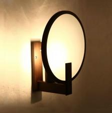 全新壁燈  (20*12*24CM)黑色w1756