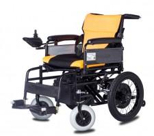 全新電動輪椅  (45*110*85cm) 黑色w2783