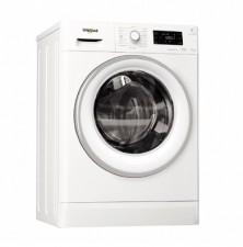Whirlpool Fresh Care 蒸氣抗菌前置滾桶式洗衣乾衣機 #WFCR86430 (新蒲崗陳列室)