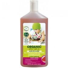 Organic People 有機檀香薰衣草寧靜地板清潔啫喱 500ml (#E98)