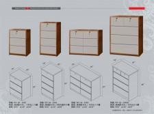 廠家直銷 全新 抽屜櫃 #WP-08-KW3/WP-08-KW4/WP-08-KW6/WP-08-KW5B (包送貨及安裝)