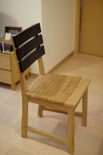 全新 印尼出產 柚木餐椅 (手工製造) YOG-561