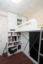 訂做傢俬,自訂尺寸 衣櫃套床 H-106 (歡迎報價)
