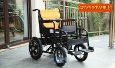全新電動輪椅  (45*115*92cm) 黑色w2784
