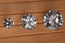 全新鑽石型門柄把手, 可用於任何有把手之傢俬 (白, 紅, 紫, 粉, 綠) PF002
