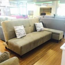 廠家直銷 全新 兩座位梳化床連儲物 74*34*32