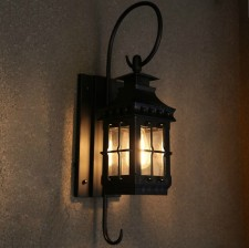 全新壁燈  (16*24*66CM)黑色w1751