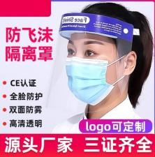 全新 防疫面罩 ($100/5個) w5980