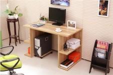 全新實木電腦桌(4種規格)3種顏色w055