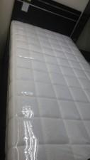 廠家直銷 全新 4尺半厚 彈弓粉鋼彈簧 + 可拆防水布套+保健護脊 床褥 2尺半至6尺 床褥 (包送貨及安裝) #G02