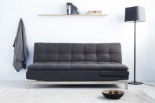 可折式布藝梳化床 1900W×960D×900H#3085