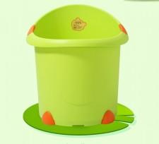 全新嬰兒洗澡盆 (56*56*58cm)白/粉紅/綠色w1014