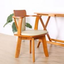 全新餐椅  (57.5*52*75/58.5*44*72/53.5*42*70CM)  4種顏色w4244