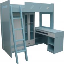 廠家直銷 全新 3尺 組合床 #E-01 (包送貨及安裝)
