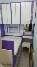 廠家直銷 全新 訂做橫衣櫃床 上門量尺, 歡迎報價 #H-698 (包送貨及安裝)