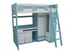 廠家直銷 全新 2尺半/3尺/3尺半/4尺 組合床 #D-02 (包送貨及安裝)