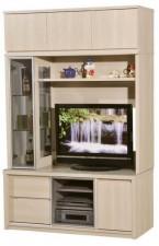 廠家直銷 全新 新款 玻璃組合柜  54*16*80'' #HH-383-304+306 (包送貨及安裝)