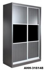 廠家直銷 全新 4尺/4尺半 衣櫃 #AHH-316148 (包送貨及安裝)
