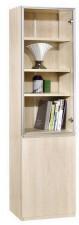 廠家直銷 全新 新款 玻璃飾柜  16*15*80'' #HH-383-316 (包送貨及安裝)