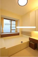 訂做傢俬,自訂尺寸 雙人床 H-593 (歡迎報價)