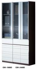 廠家直銷 全新 18吋/24吋 書櫃 #GM-1888D/GM-2488D (包送貨及安裝)