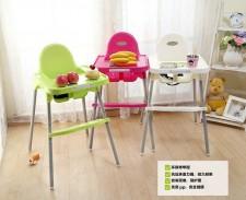 全新BB餐桌椅  (52*58*88CM)3種顏色w1844