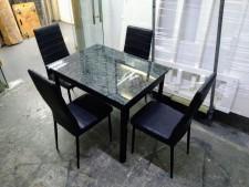 一枱四椅  38*27.5*30