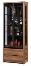 廠家直銷  新款淺胡桃木色飾柜系列 #HH-686-207 (包送貨及安裝)